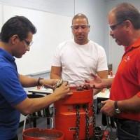 Opleiding keuren hijsmiddelen en hefmiddelen Ingenium de Opleider