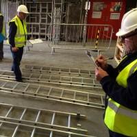 Opleiding keurmeester ladders trappen en rolsteigers volgens NEN 2484 en NEN 1004